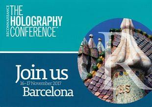 Viering 70 jaar holografie op internationaal congres