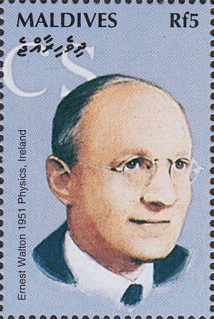 Ernest Thomas Sinton Walton (1903-1995)