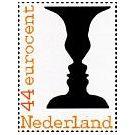Postzegelcollectie Illusies blijft ook dit jaar groeien