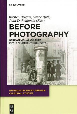 Duitse beeldcultuur voor de uitvinding van de fotografie (1)