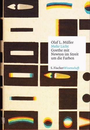 Goethe nog steeds in strijd met Newton om de kleuren