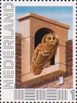 Nederlandse postzegels met kunstwerken van Jos de Mey