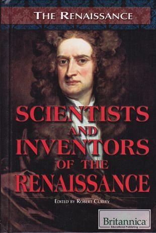 Werk van wetenschappers in de tijd van de Renaissance