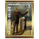 Filatelistische aandacht voor: René Magritte  (2) - 2