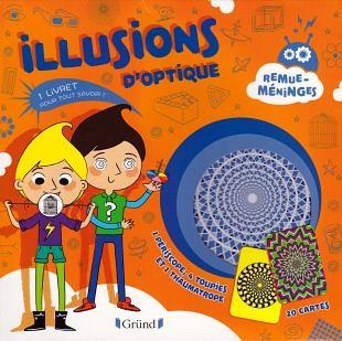 Optische illusies beter leren kennen door experimenten