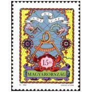 Columbus postzegels Hongarije 1992  afbeelding 4