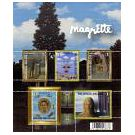 Filatelistische aandacht voor: René Magritte  (3)
