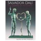 Kunst van Salvador Dalí in een verkooptentoonstelling - 2