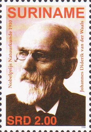Johannes Diderik van der Waals (1837-1923)