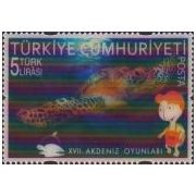 17e Spelen van de Middellandse Zee in Turkije