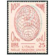 Eerst 3D postzegels uit Italië