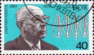 Gustav Ludwig Hertz (1887-1975)