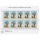 Kunstwerken van Jos de Mey op Nederlandse postzegels - 2