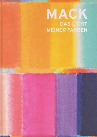 Kunstschilder Heinz Mack toont het licht van zijn kleuren