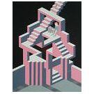 De werken van M.C. Escher inspireerden ook Jos de Mey