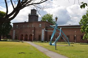 Kunst van Gustav Vigeland te zien in groot beeldenpark