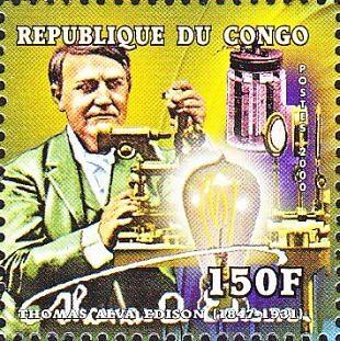 Thomas Alva Edison (1847-1931)