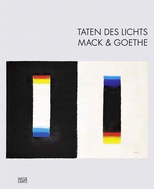 Johann Wolfgang von Goethe inspireerde ook Heinz Mack (1)