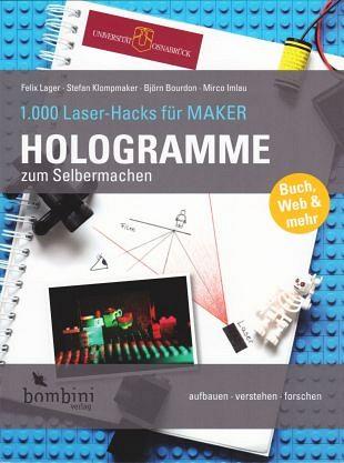 Hologrammen maken door toepassen van bouwsysteem (2)