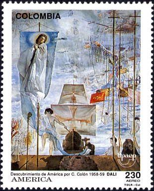 Salvador Dalí hield van schilderen en vrouwen
