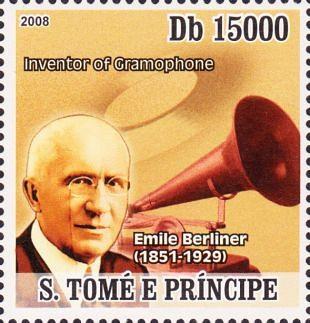 Emil Berliner (1851-1929)