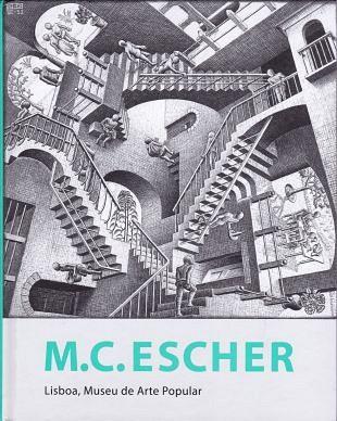 Kunst van Maurits Escher te bewonderen in Lissabon