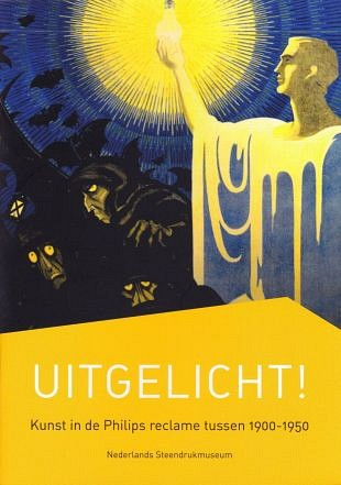 Philips reclame-affiches zijn lithografische kunstwerken