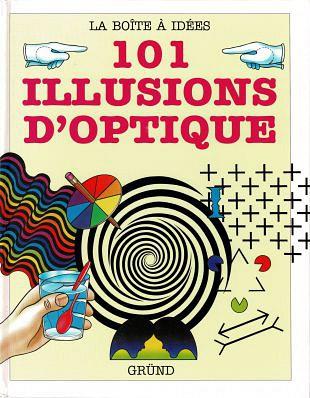 Maak op een gezellige wijze kennis met optisch bedrog!