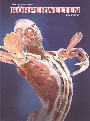 Uitgebreide voorlichting over ons lichaam in Körperwelten