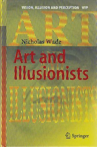Optische fenomenen zijn de bronnen voor kunstcreaties