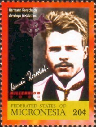 Hermann Rorschach (1884-1922)