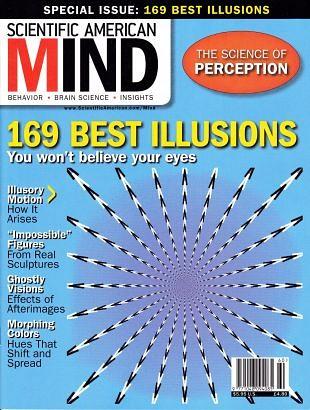 Sientific American met een special over optische illusies