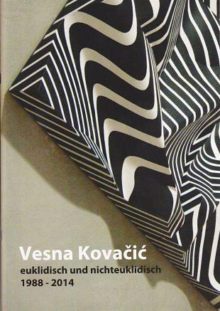 Geometrie vormt basis voor kunstwerken Vesna Kovačić
