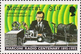 Guglielmo Giovanni Maria Marconi (1874-1937)