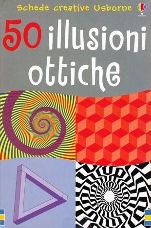 Met een set van 50 kaarten spelen met optische illusies