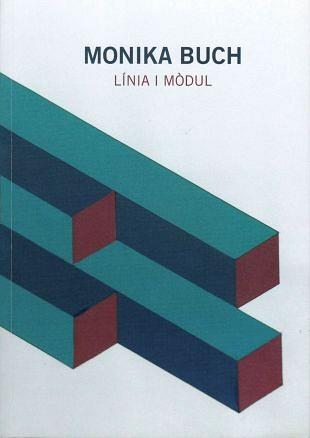 Kunstzinnig spel van lijnen in werken van Monika Buch