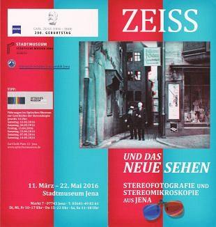Stadsmuseum in Jena toont driedimensionale fotografie