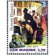 Honoré Daumier - Paris: Der Schein vom Sein  afbeelding 3