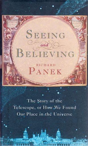 Door een telescoop vonden we onze plaats in het heelal