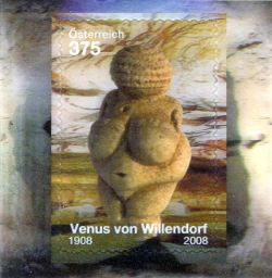Venus van Willendorf in 3D