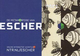 Metamorfose van Escher als een interactief avontuur
