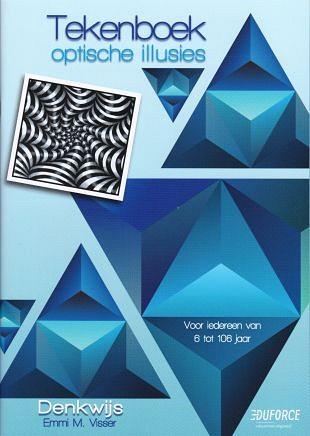 Een instructieboek voor het tekenen van optische illusies