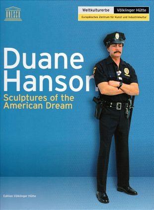 Duane Hanson werkt tussen fantasieën en werkelijkheid (1)