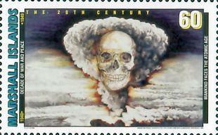 Filatelistische aandacht voor: De menselijke schedel (1)