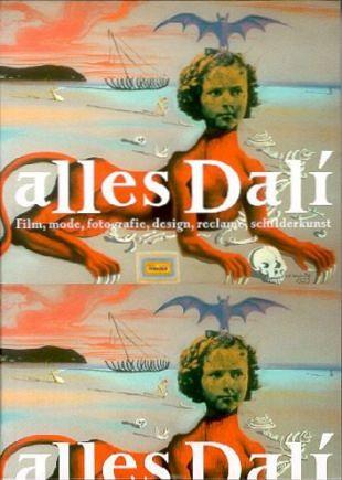 Salvador Dalí in film en fotografie