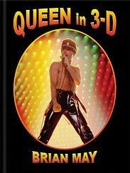 Brian May presenteert in 3D de officiële Queen biografie