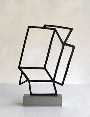 Jeroen Henneman ontwerpt vlak met een 3D uitstraling
