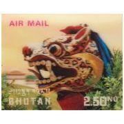Lenticulair postzegelset met 50 3D postzegels 3D postzegels voor themaverzamelaars afbeelding 3