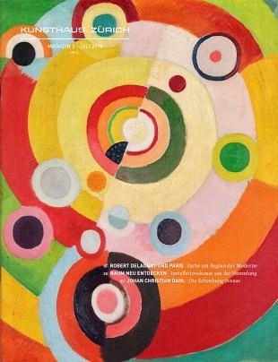 Museumpublicatie schrijft over de kunst van Delaunay
