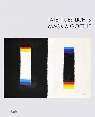 Johann Wolfgang von Goethe inspireerde ook Heinz Mack (2)
